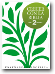 Crecer con la Biblia 2º Primaria