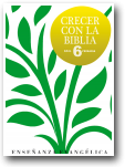 Crecer con la Biblia 6º Primaria